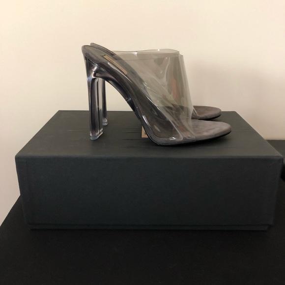 d3be1ef6 Yeezy Shoes | Nib Season 6 Pvc Mule Size 7 | Poshmark
